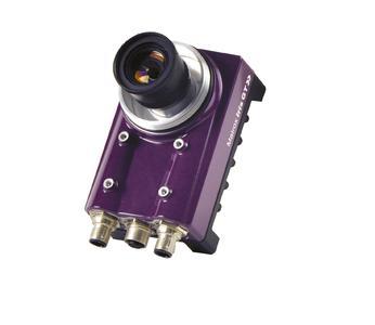 Abb. 3: Matrox Iris GT Herzstück der robusten Kamera ist der brandneue Intel Atom Prozessor mit 1.6 GHz Taktfrequenz