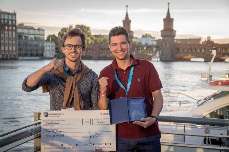 Siegerteam DATA-MINING-CUP 2018