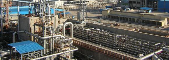 LDPE-Anlage, Foto: KCE