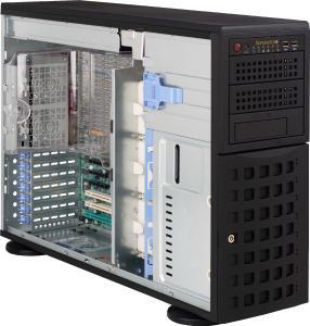 Zealbox-Server Z40.18TS von Starline mit neuem Lüftungskonzept.
