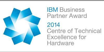 "TD Azlan erhält ""IBM Centre of Technical Excellence"" Award"