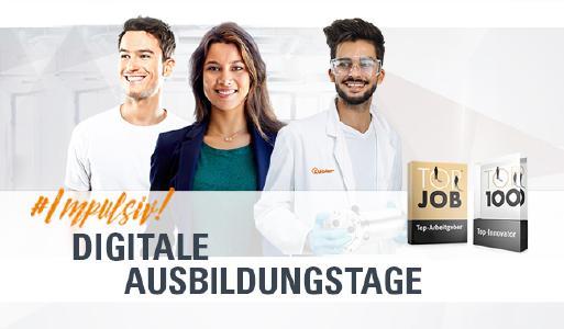 Digitale Ausbildungstage - Banner