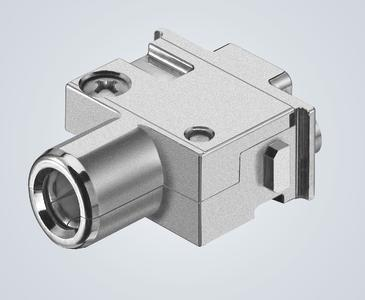 HARTING has extended the Han-Modular® series by offering a module for the pluggable connection of large PE cross-sections (mm² 10-35)