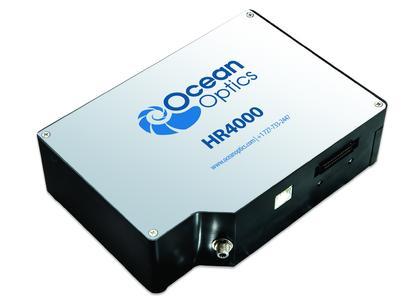 LASERVISION Ocean Optics HR4000