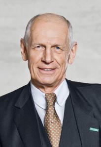 Professor Ludwig Georg Braun