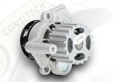 Water pumps now in ContiTech quality