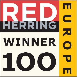 Logo Top 100 Europe Red Herring