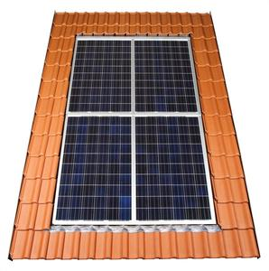 SOLARWATT in-roof-system Easy-In