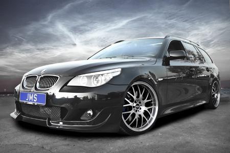 BMW E60/61 mit M-Technik Styling & Tuning