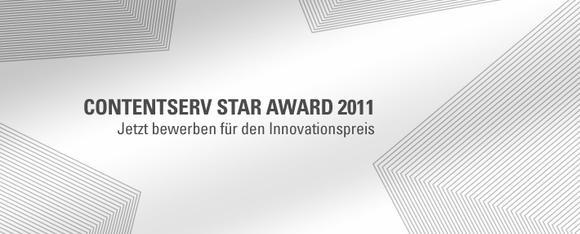CONTENTSERV Star Award