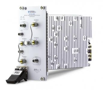 NI PXI Vector Network Analyzer Cuts Cost of Test for Semiconductor and Mobile Device Manufacturers