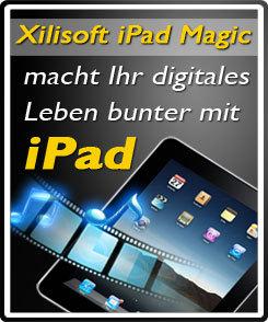 Fotoalben für iPad mit Xilisoft iPad Magic zu verwalten