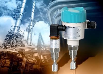 Die neuen Vibrationsschalter Sitrans LVL100 und LVL200 eignen sich für die Voll-, Bedarfs- und Leermeldung bei flüssigen Medien sowie zum Schutz von Pumpen
