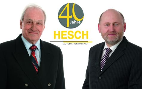 Walter Schröder, Geschäftsführender Gesellschafter, und Geschäftsführer Werner Brandis danken ihren Kunden und Partnern für die vertrauensvolle Zusammenarbeit