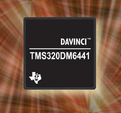 TI's Latest DaVinci Processor Drives Growth of Portable Digital Video Applications