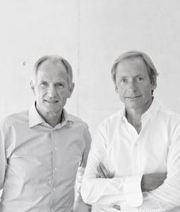 von links: Andreas Haug und Tom Schönherr
