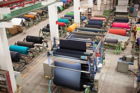 Die Textilsparte New Fiber Fabric Workshop der Shenghong Group wurde als einer der ersten Textilbetriebe in China mit der STeP by OEKO-TEX® Zertifizierung ausgezeichnet. © OEKO-TEX®
