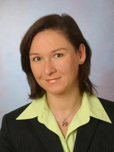 Vera Gawlick Projekt Manager IT-Systemtechnik bei der Centris AG