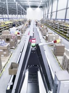 Apotea, Sweden's first full-scale online pharmacy, commissioned SSI Schaefer to expand the existing warehouse solution to cover the increased demand