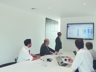 Mit dem Performance Portal behalten Unternehmen einen zuverlässigen Überblick über den Kraftstoffverbrauch. (Foto: Trimble Transport & Logistics)