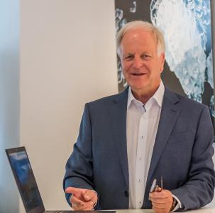 Dr. Thomas Rubbe. Geschäftsführender Gesellschafter der NTR Gruppe