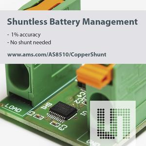 ams PP Copper Shunt RGB