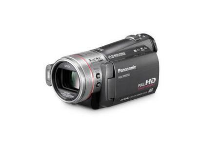 2009 - HDC-TM300: 3MOS Camcorder mit integriertem 32 GB Speicher / EISA Award: European HD Flash Camcorder