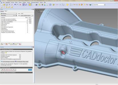 Der neue CADdoctor EX 5.2