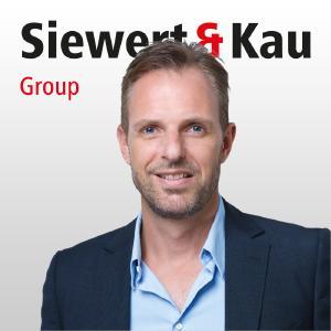 Björn Siewert, Geschäftsführer und Gründer von Siewert & Kau