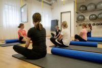 Bei Weicon gibt es eine eigene Physiotherapie-Praxis