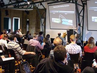 Publikum auf dem Symposium 2011