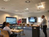 In den Spotlights präsentierten vier laufende Umsetzungsvorhaben ihre Forschungsziele sowie deren Status.