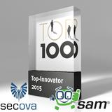 TOP100 - 2015 secova und sam