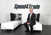 """Speed4Trade-Geschäftsführer Sandro Kunz meint: """"Es kommt nicht mehr nur auf die Qualität der Prozesse an. Auch die Technologie-Kompetenz der Mitarbeiterinnen und Mitarbeiter der Unternehmen wird immer wichtiger."""""""