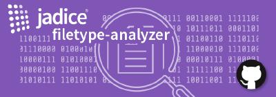 Optimale Datenstromanalyse mit dem Filetype-Analyzer
