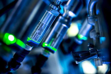 Wissenschaftler der TU Ilmenau gewinnen bedeu-tenden Preis für Sensorik und Messtechnik / Foto: © Endress+Hauser Wetzer GmbH & Co KG