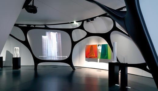 new arts venue zumtobel lighting gmbh press release. Black Bedroom Furniture Sets. Home Design Ideas