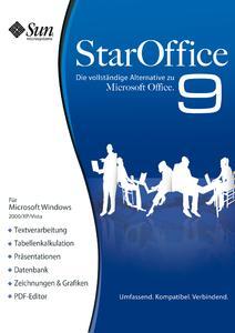 BOXSHOT StarOffice_9_DVD_front2D_300dpi