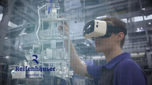 Extrusion of the future: With its Digital Business Platform Reifenhäuser smoothes the way for an intelligent production
