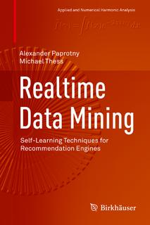 Book release: Realtime analytics for a new class of big data