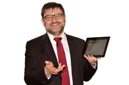 Friedrich Kramer, Geschäftsführer Ready for innovation
