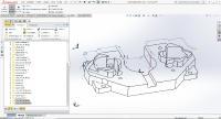 Erstellung von Fräspfaden in Solidworks mit Hilfe von VisualCAM
