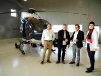 Helicopter Handover at Airborne Technologies
