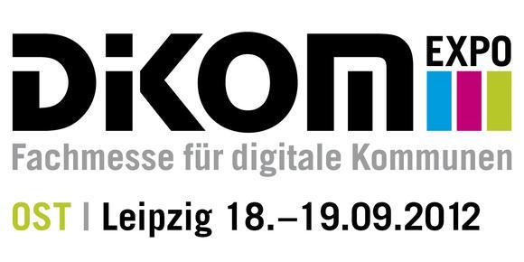 Die DiKOM Ost bietet vom 18. bis 19. September 2012 in Leipzig den umfassenden Marktüberblick über IT-Lösungen und Dienstleistungen für eine zukunftsfähige Strategie der Verwaltung.