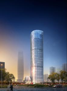 thyssenkrupp receives China's largest TWIN order; 8 units for the Sunshine Insurance Group's headquarters