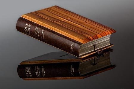 Die Bibel -das Buch der Bücher