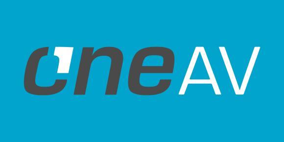 oneAV Logo