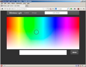 WebApp Color Editor