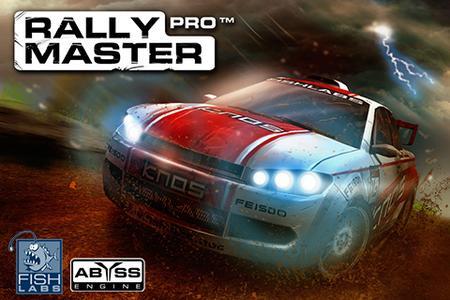 Rally Master Pro Splashscreen
