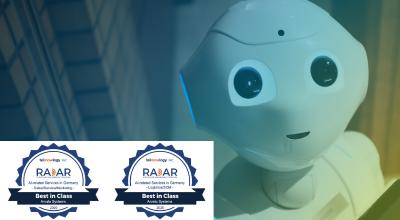Arvato Systems receives top ratings for AI competence